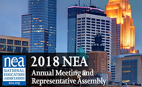 NEA 2018 Annual Meeting and RA