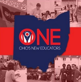 Image: Ohio's New Educators Logo